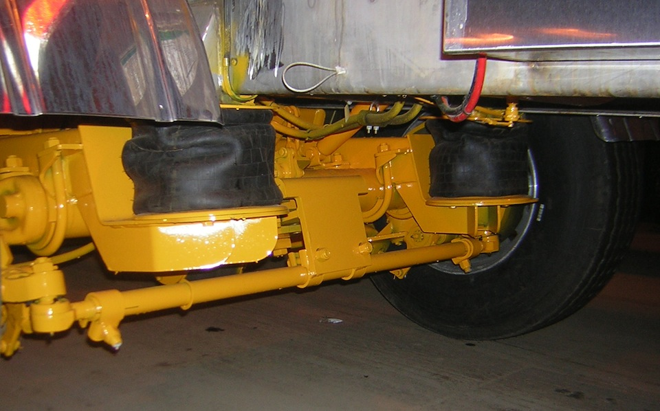 4 Axle Total Rebuild Complete pic6